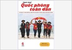 TẠP CHÍ QUỐC PHÒNG TOÀN DÂN số 6-2020