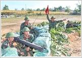 Đảng bộ Quân sự thành phố Đà Nẵng lãnh đạo thực hiệncông tác quốc phòng, quân sự địa phương