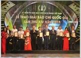 Kỷ niệm 95 năm Ngày Báo chí cách mạng Việt Nam và trao Giải Báo chí Quốc gia lần thứ XIV - năm 2019
