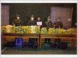 Bộ đội Biên phòng xung kích đấu tranh phòng, chống tội phạm ma túy nơi phên giậu của Tổ quốc