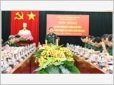 Ban Chỉ đạo 35 Quân ủy Trung ương tổ chức hội nghị