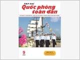 TẠP CHÍ QUỐC PHÒNG TOÀN DÂN số 9-2020