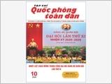 TẠP CHÍ QUỐC PHÒNG TOÀN DÂN số 10-2020