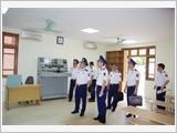 Chuẩn hóa, hiện đại hóa trung tâm đào tạo và bồi dưỡng nghiệp vụ Cảnh sát biển