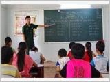 Tăng cường trí thức trẻ tình nguyện đến công tác tại các khu kinh tế - quốc phòng
