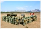 Sư đoàn 320 nâng cao chất lượng tổng hợp, sức mạnh chiến đấu