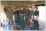 Lực lượng vũ trang tỉnh Bình Thuận phát huy vai trò nòng cốt trong xây dựng khu vực phòng thủ