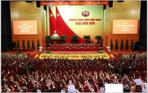 Phiên họp trù bị Đại hội lần thứ XIII của Đảng