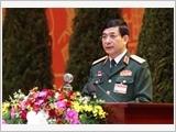 Tham luận của Thượng tướng Phan Văn Giang tại Đại hội XIII của Đảng
