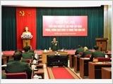 Bộ Quốc phòng họp khẩn ứng phó với dịch Covid-19