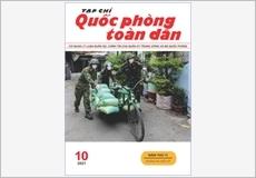 TẠP CHÍ QUỐC PHÒNG TOÀN DÂN số 10/2021
