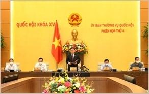 Ủy ban Thường vụ Quốc hội bàn nội dung đổi mới áp dụng tại kỳ họp thứ hai, Quốc hội khóa XV