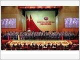 Đại hội đại biểu toàn quốc của Đảng lần thứ XIII thành công tốt đẹp