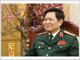 Bộ trưởng Bộ Quốc phòng gửi thư chúc Tết cán bộ, chiến sĩ toàn quân