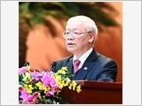 Diễn văn bế mạc của Tổng Bí thư, Chủ tịch nước Nguyễn Phú Trọng