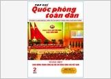 TẠP CHÍ QUỐC PHÒNG TOÀN DÂN số 2-2021