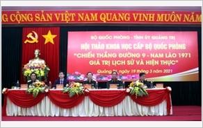 Chiến thắng Đường 9 - Nam Lào 1971 giá trị lịch sử và hiện thực