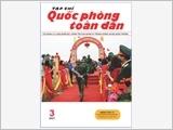 TẠP CHÍ QUỐC PHÒNG TOÀN DÂN số 3-2021