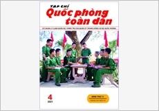 TẠP CHÍ QUỐC PHÒNG TOÀN DÂN số 4-2021