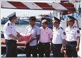 """Lực lượng Cảnh sát biển Việt Nam thực hiện """"4 tốt, 4 không, 4 chống"""""""