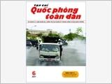 TẠP CHÍ QUỐC PHÒNG TOÀN DÂN số 6-2021