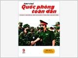 TẠP CHÍ QUỐC PHÒNG TOÀN DÂN số 9/2021