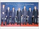 Hội nghị Diễn đàn Kinh tế thế giới về khu vực Mê Công 2016