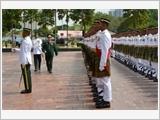 Tăng cường hợp tác quốc phòng góp phần thúc đẩy quan hệ Đối tác chiến lược Việt Nam-Ma-lai-xi-a