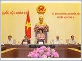 Khai mạc Phiên họp thứ tư của Ủy ban Thường vụ Quốc hội khóa XIV