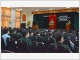 Tiếp tục đổi mới, nâng cao chất lượng, hiệu quả công tác dân vận của Quân đội trong tình hình mới