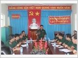 Xây dựng lực lượng vũ trang Bạc Liêu vững mạnh về chính trị