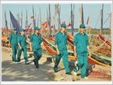 Đảng bộ Quân sự tỉnh Nghệ An lãnh đạo công tác dân quân tự vệ