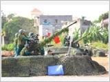 Phát huy truyền thống, xây dựng lực lượng vũ trang Hải Phòng vững mạnh toàn diện