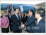 Chủ tịch nước bắt đầu chuyến tham dự APEC 2016
