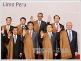 Chủ tịch nước Trần Đại Quang dự các phiên họp tại Tuần lễ cấp cao APEC 2016