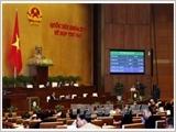 Quốc hội khóa XIV bế mạc kỳ họp thứ hai