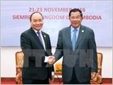 Thủ tướng kết thúc chuyến tham dự Hội nghị Cấp cao CLV-9