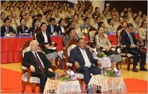 Tuyên bố chung Việt Nam – Lào
