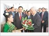 Tổng Bí thư Nguyễn Phú Trọng kết thúc tốt đẹp chuyến thăm hữu nghị chính thức nước Cộng hòa Dân chủ Nhân dân Lào