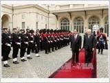 Nhận định kết quả chuyến thăm Italy của Chủ tịch nước Trần Đại Quang