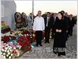 Chủ tịch Quốc hội Nguyễn Thị Kim Ngân viếng lãnh tụ Cuba Fidel Castro