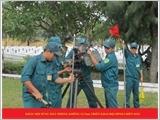 Quận Thủ Đức tập trung xây dựng lực lượng dân quân tự vệ vững mạnh