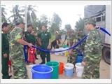 Lực lượng vũ trang Trà Vinh thực hiện tốt công tác dân vận