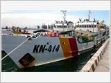 Lực lượng Kiểm ngư đồng hành cùng ngư dân khai thác thủy, hải sản và bảo vệ biển, đảo