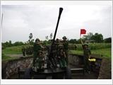 Huyện Yên Mô chăm lo công tác xây dựng Đảng trong lực lượng dự bị động viên