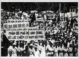 Từ Nam Bộ kháng chiến đến toàn quốc kháng chiến - khẳng định ý chí, quyết tâm bảo vệ nền độc lập, tự do của đồng bào Nam Bộ