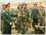Sư đoàn 301 nâng cao chất lượng huấn luyện, sẵn sàng chiến đấu