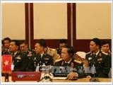 Tư lệnh Lực lượng quốc phòng ASEAN họp tại Lào
