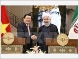 Ký kết nhiều văn kiện hợp tác với Tanzania, Mozambique, Iran