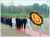 Khai mạc trọng thể kỳ họp cuối cùng Quốc hội Khóa XIII